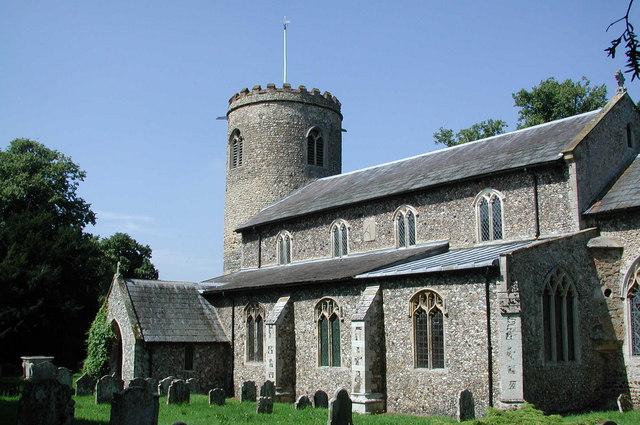 St Peter, Yaxham, Norfolk