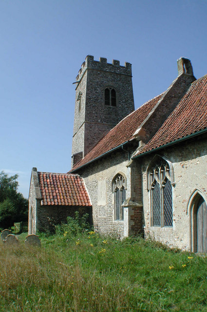 St Peter, Mattishall Burgh, Norfolk