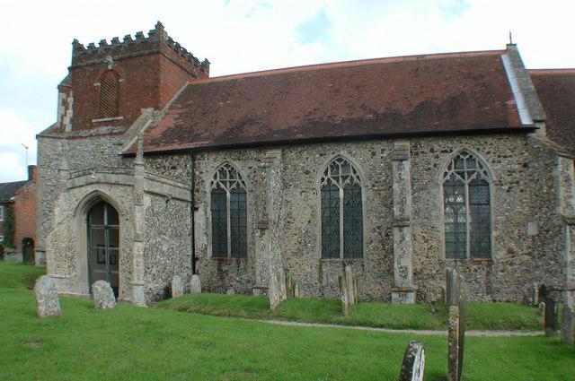 All Saints, Wood Norton, Norfolk