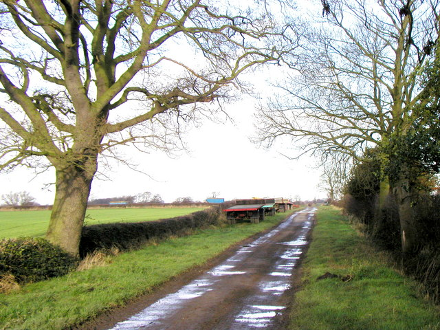 Cow Pasture Lane, Ellerton