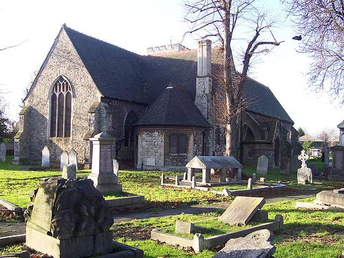 St.Marys Church, Willesden NW10