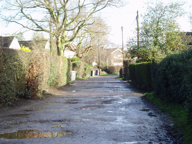 Plumtre Lane - Danbury