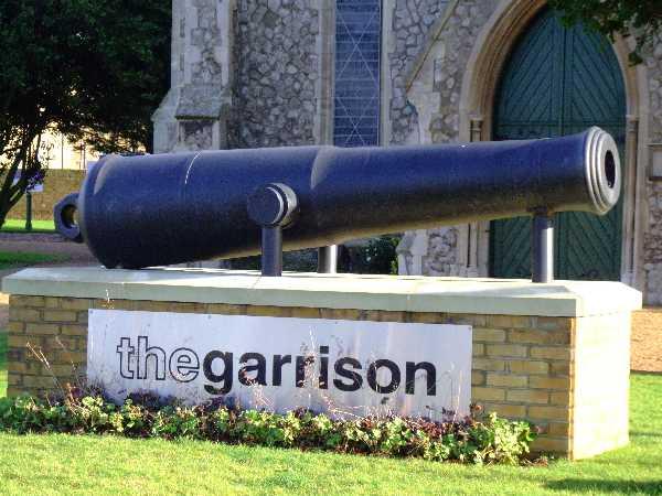 Garrison Cannon