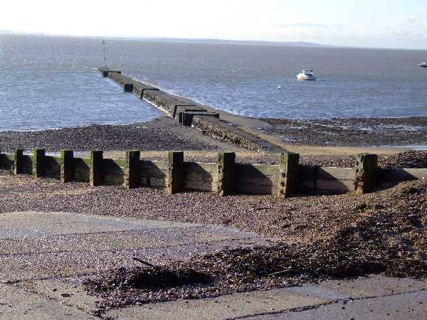 Gog and foreshore