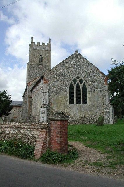 St Thomas, Foxley, Norfolk