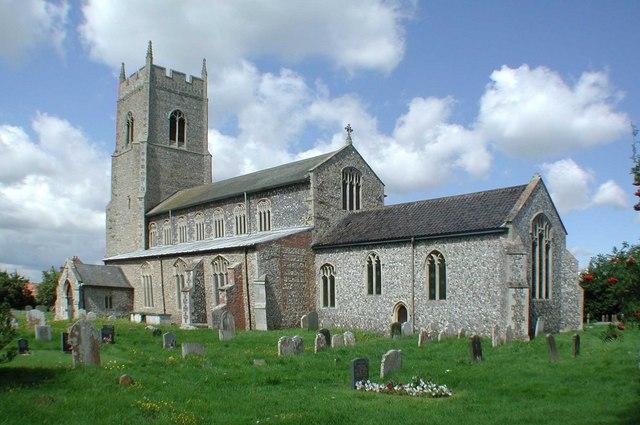 St Mary, Sparham, Norfolk