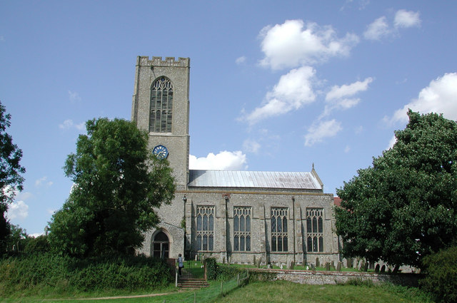 All Saints, Swanton Morley, Norfolk