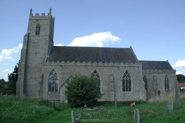 St Mary, Elsing, Norfolk