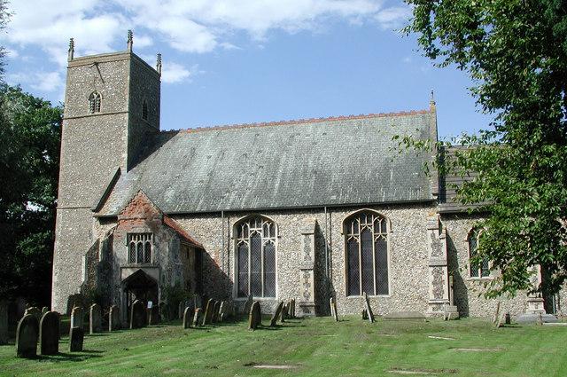 St Margaret, Lyng, Norfolk