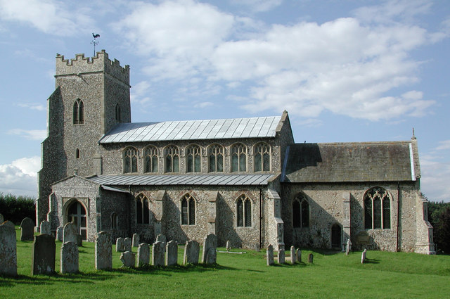 S Peter, Ringland, Norfolk