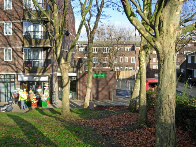 Cooper's Lane Estate, Somers Town