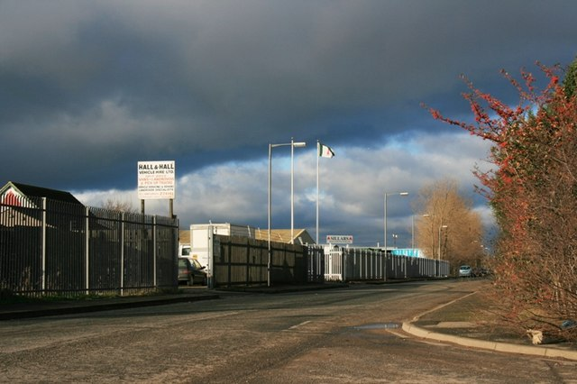 Graythorpe Industrial Estate
