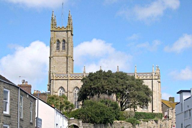St Mary's Church Penzance