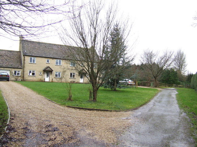 Two houses at The Orchard
