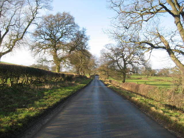 Lane to Fearby