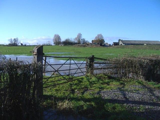 Manor farm, Brinkworth