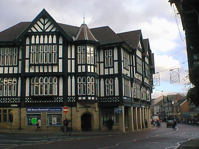 Chesterfield - Elder Way and Knifesmithgate Junction