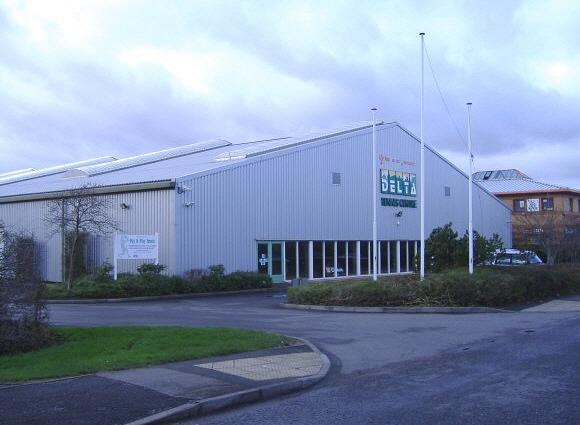 Delta tennis centre