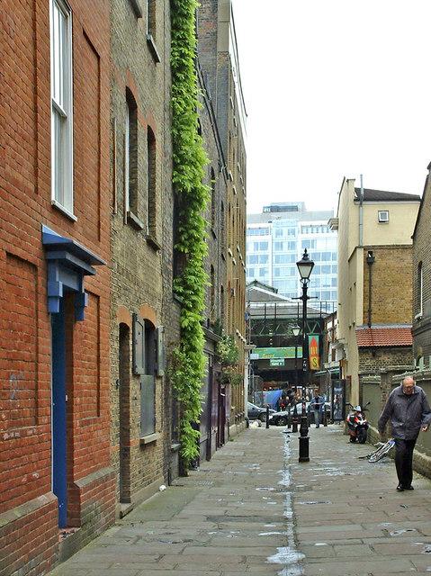 Puma Court, Spitalfields