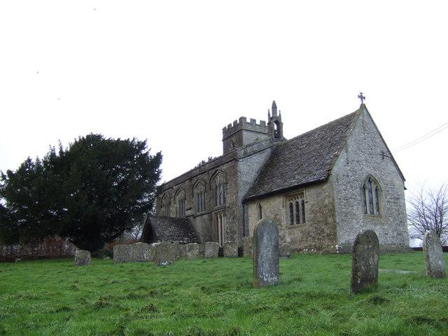 St Nicholas, Idbury, Oxfordshire