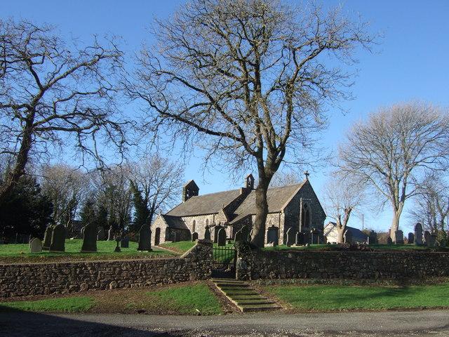 St Mary's church, Spittal