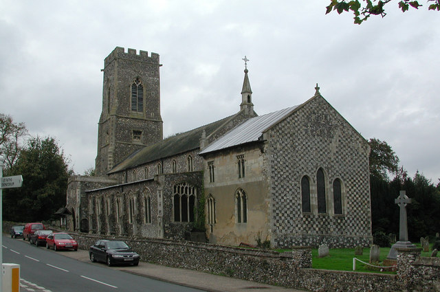 S Mary & S Andrew, Horsham St Faith, Norfolk