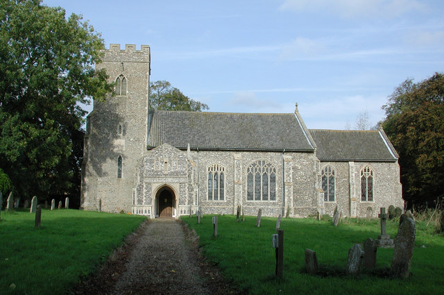 All Saints, East Tuddenham, Norfolk