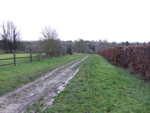 Bridleway from Sarsden to Fairgreen Farm