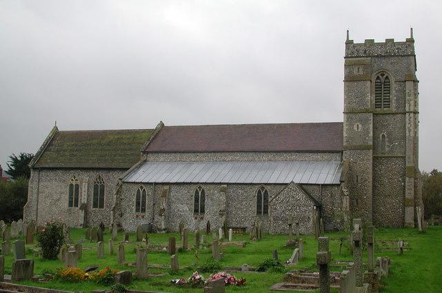 Holy Trinity, West Runton, Norfolk