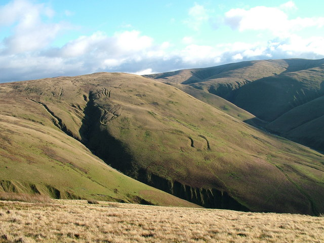 Weasel Gill from Blease Fell