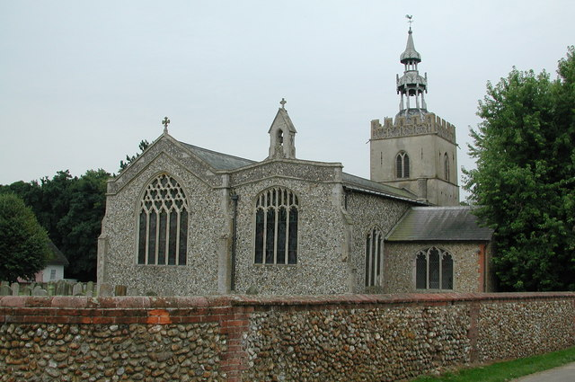 All Saints, Shipdham, Norfolk
