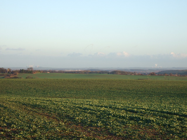 Countryside and fields