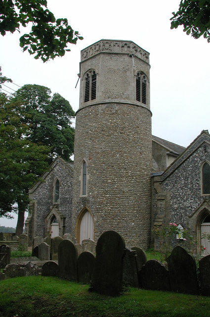 St Mary, Watton, Norfolk