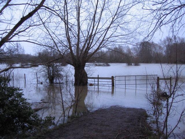Hinksey Floods