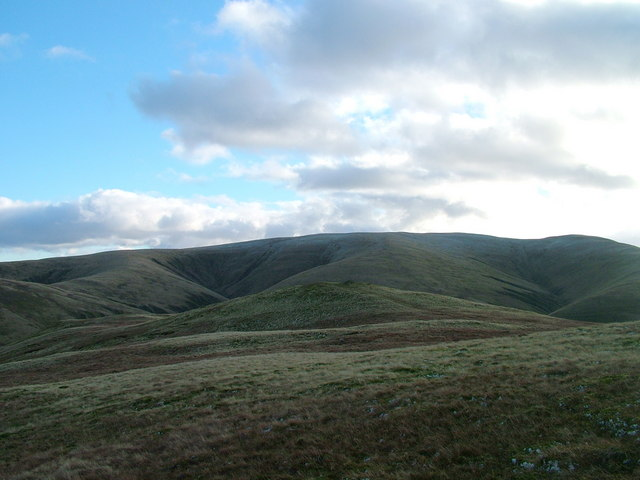 Ulgill rigg from Uldale Head