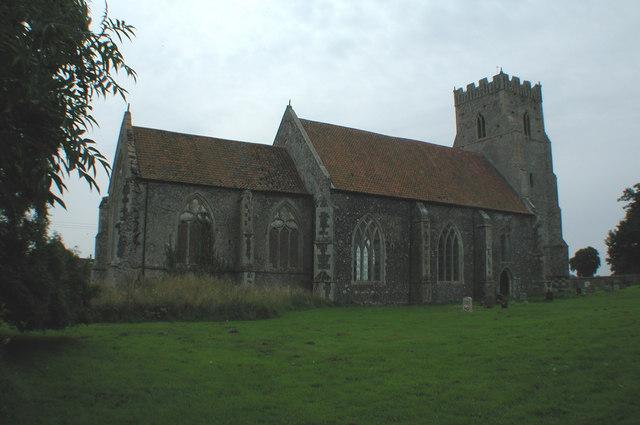 St Martin, Thompson, Norfolk