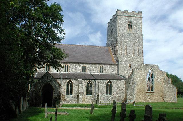 St Mary, Flitcham, Norfolk