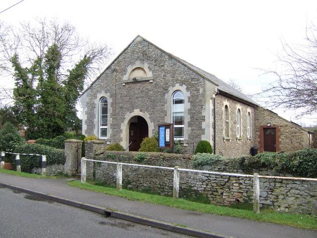 East Hanney Baptist Chapel