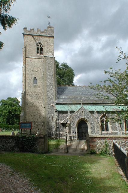 St Andrew, North Pickenham, Norfolk