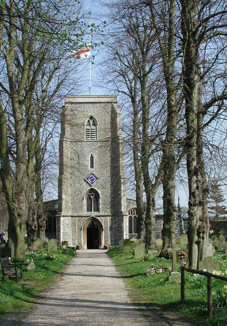 St Andrew, Holt, Norfolk