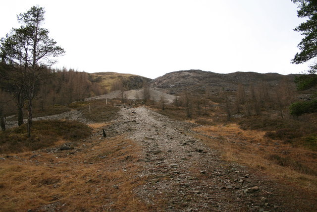 Tyndrum Mine