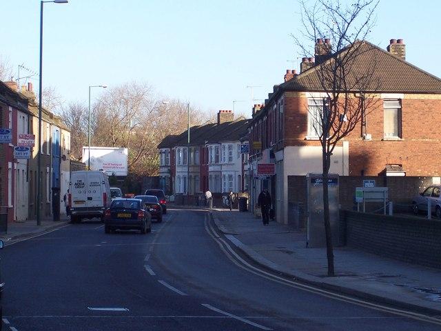 Neasden Lane