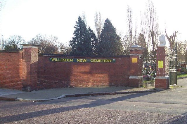 Willesden New Cemetery NW10