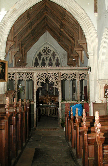 St Peter, Merton, Norfolk - East end