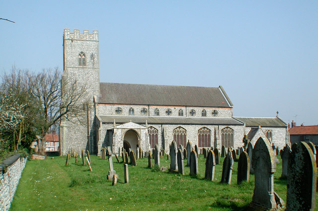 All Saints, Upper Sheringham, Norfolk