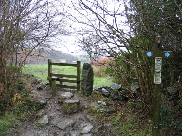 The Clwydian Way/Taith Clwyd