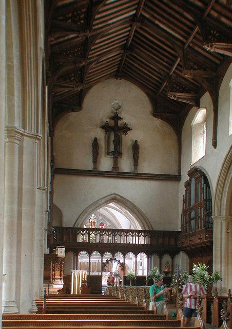 St Nicholas, Blakeney, Norfolk - East end