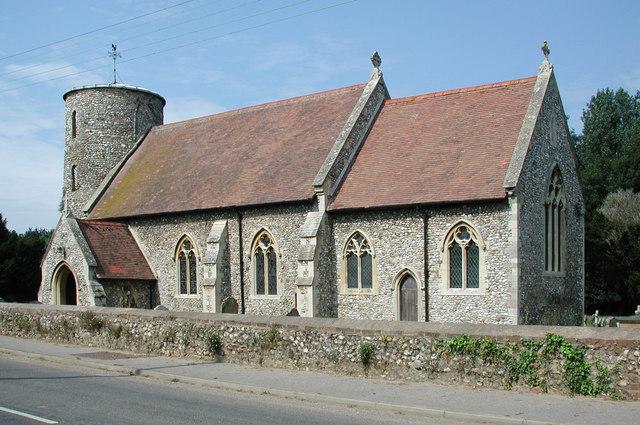 St Mary, Burnham Deepdale, Norfolk