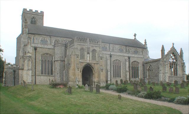 St Margaret of Antioch, Cley, Norfolk