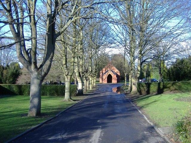 Whitworth Road cemetery, Pinehurst.